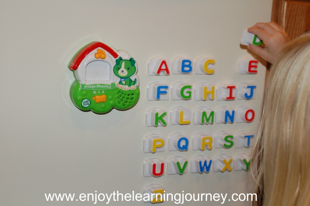 D is for Dog - Leap Frog Phonics