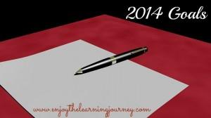 2014 Personal Goals