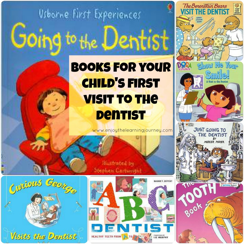 Help make your childs first visit to the dentist a good experience!