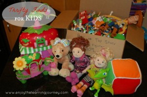 Thrifty Finds for Kids – Groovy Girls, Toy Story, Strawberry Shortcake and More