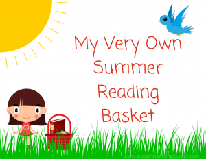Summer Reading Basket
