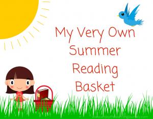 Summer Reading Basket