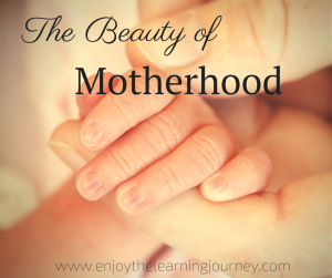 The Beauty of Motherhood | You Are Wonderfully Made