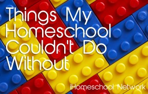 iHomeschool Network - Things My Homeschool Couldn't Do Without
