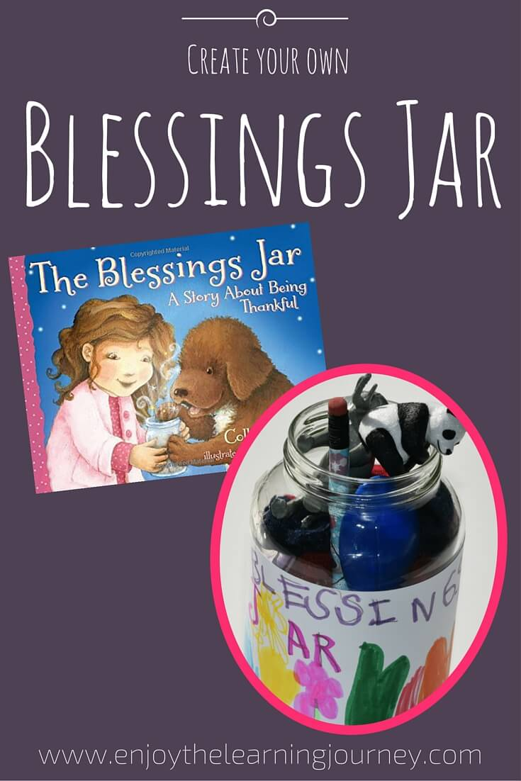 Create Your Own Blessings Jar
