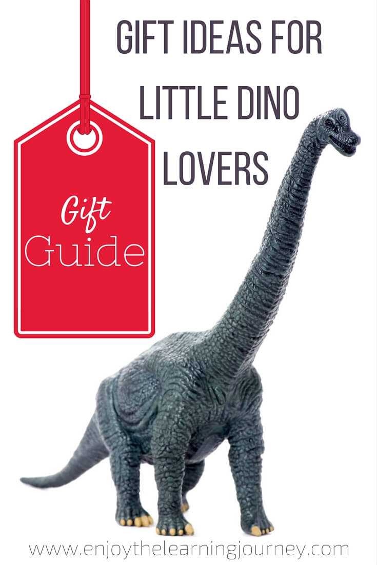 Dinosaur Gift Ideas for Little Dino Lovers