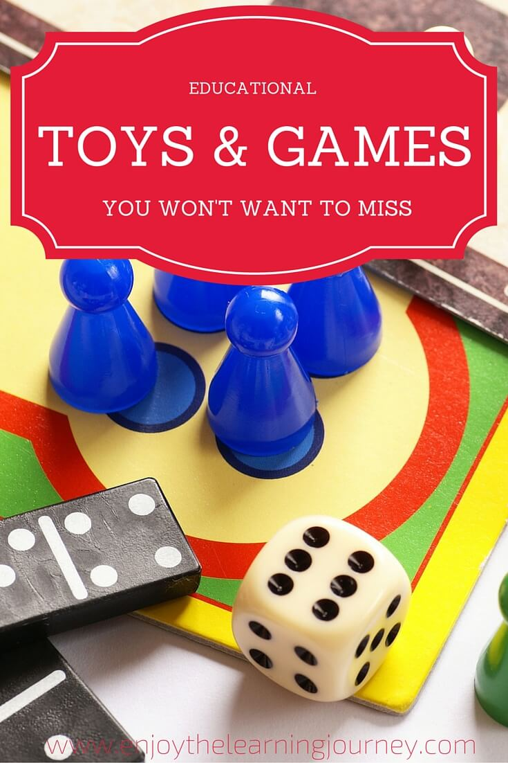 You won't want to miss these educational toys and games that were exhibited at the 2015 Chicago Toy and Game Fair.