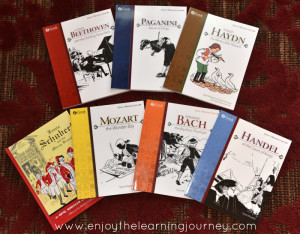 If you are considering adding Music Appreciation to your homeschool, Zeezok publishing offers a wonderful package of Composer Studies for elementary students. Take a peek into our experience with this curriculum.