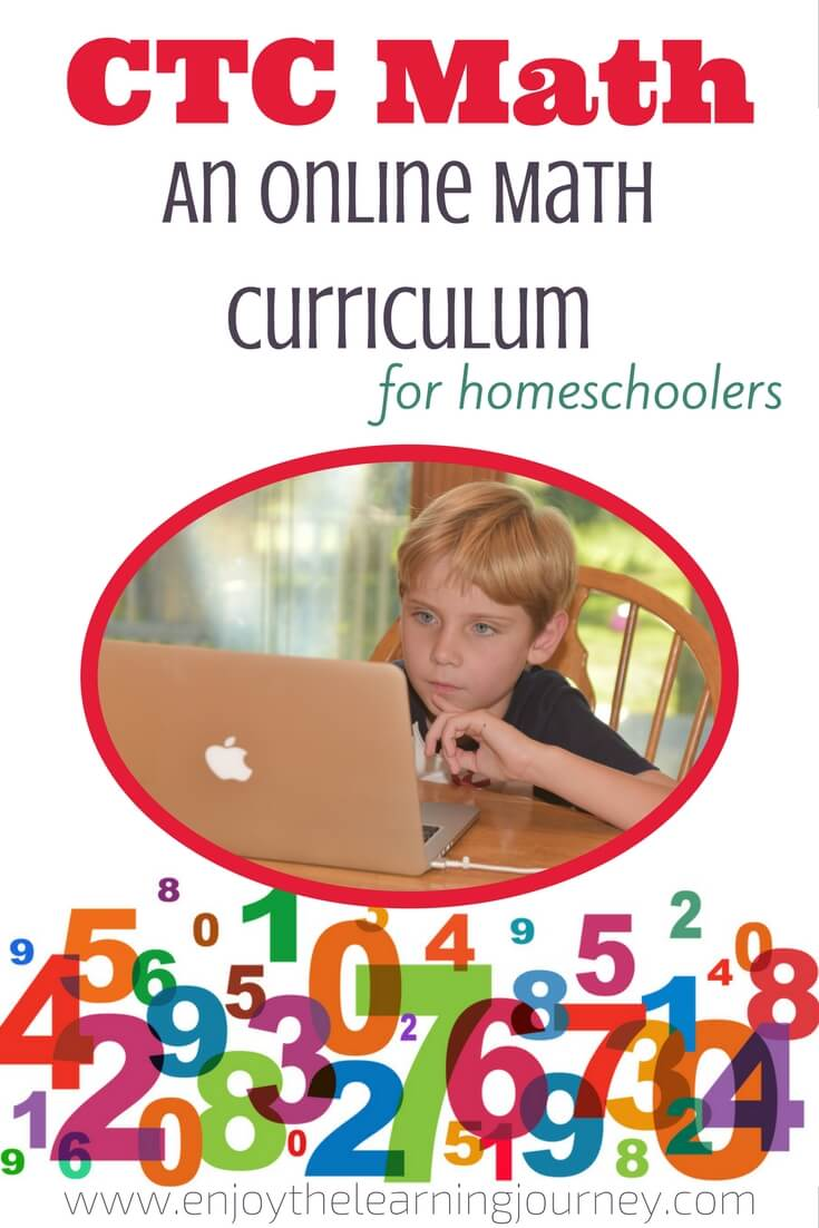 No prep work for you, no tears at the table for your kids. Sound good? Learn about our experience with CTC Math, an online math curriculum, and a great option for homeschoolers.