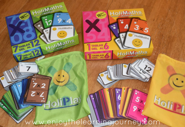 Make learning fun with the HoliMaths X multiplication math game! A good tool for learning and reviewing multiplication facts.