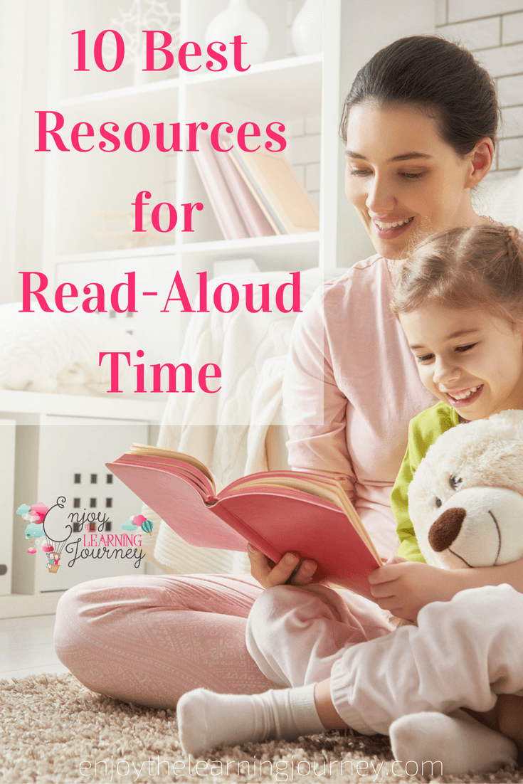Do you want read-aloud time to be enjoyable for everyone? Here are 10 of the best resources to get you started.