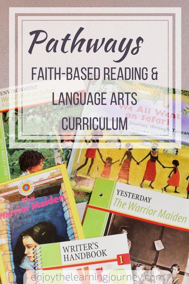 Pathways: Faith-Based Reading & Language Arts Curriculum