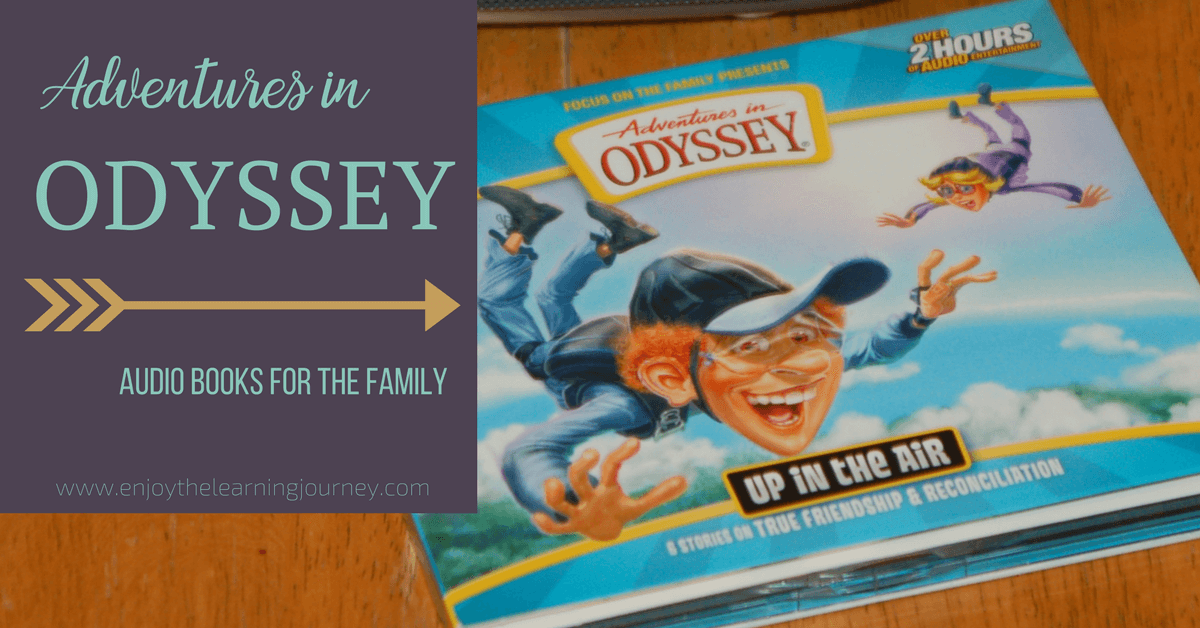 Adventures In Odyssey Family Audiobooks For Character