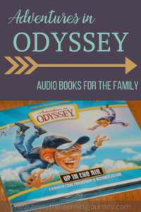 Adventures in Odyssey: Family Audiobooks for Character Building